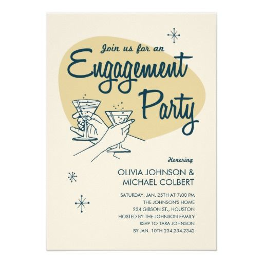 The 25+ best Casual engagement party ideas on Pinterest DIY - free engagement party invitations