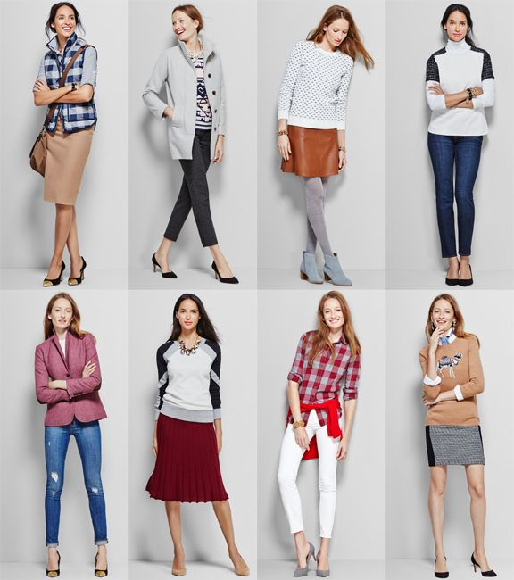 Über Chic for Cheap: Inspired: J.Crew Factory for Fall {+30% Off!}