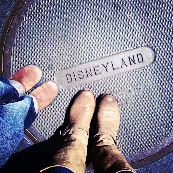 Must get this shot next visit to @Disneyland