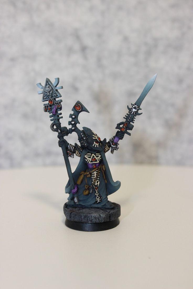 Eldar Eldrad Ulthran Warhammer 40k