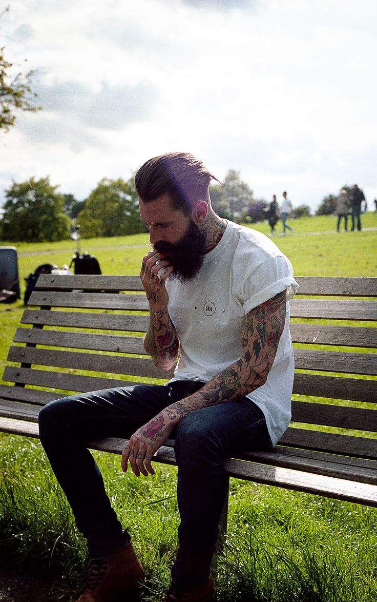 pandcoclothing: RICKI HALL COLLECTION by P&CO ONLINE NOW AT WWW.PAND.CO BEARDIFUL