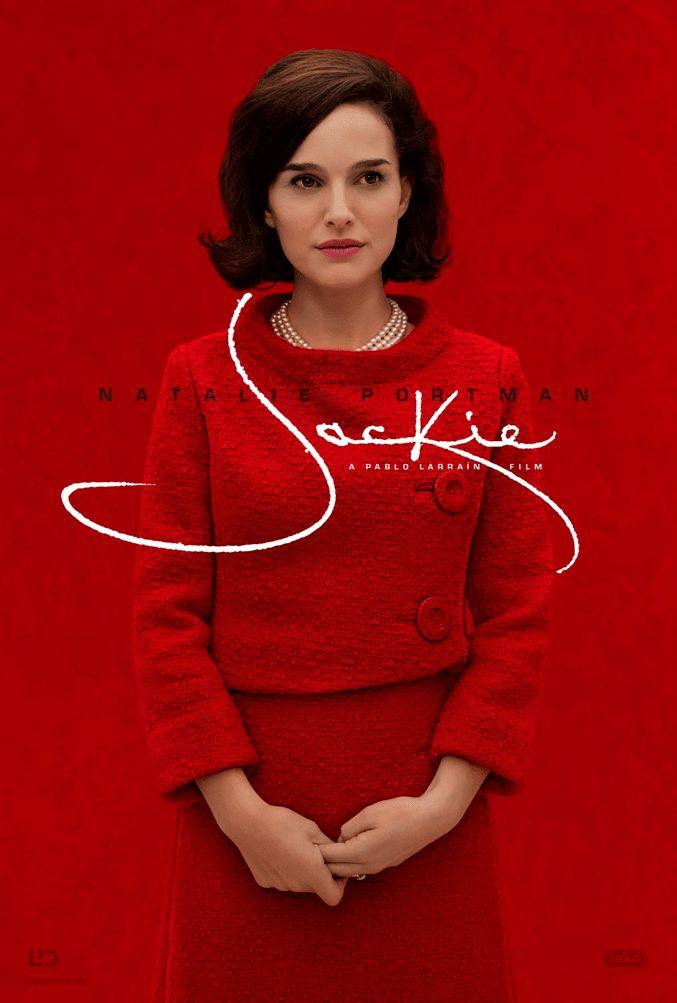 Best Movie Posters of 2016 - Jackie