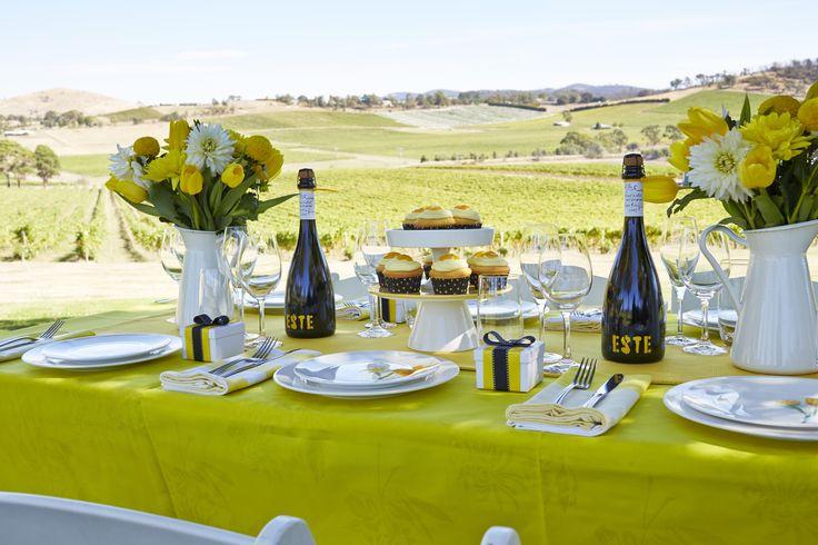 De Bortoli Yarra Valley Estate. Perfect your next function #DeBortoli #Wedding #Bridalshower