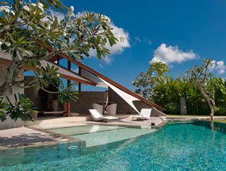 The Layar - Villa 10 (3BR) - poolside