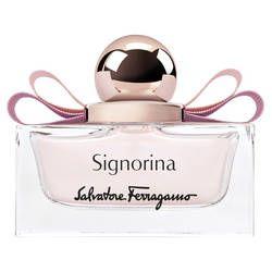 W Klubie Ekspertek możesz przetestować i ocenić Salvatore Ferragamo Signorina Woda perfumowana (pinterest)