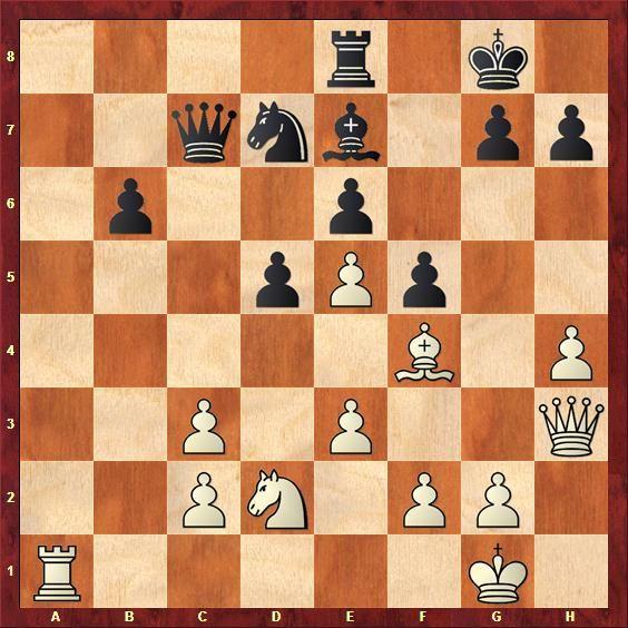 Magnus Carlsen vs Anish Giri
