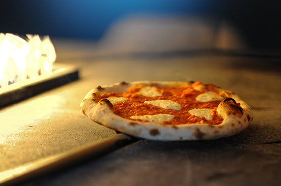 Pizza should always be wood fired!