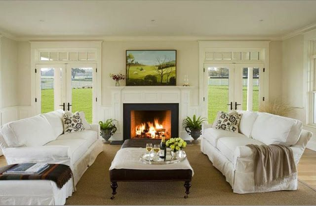 25 Best Fireplace With Glass Door Windows Either Side