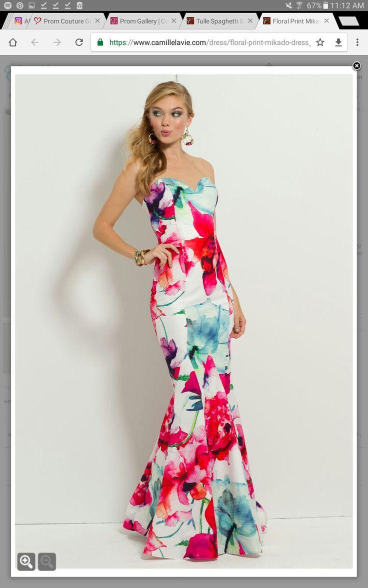 Prom Dress Printables