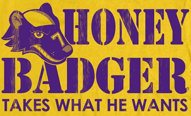 LSU Football Tyrann Mathieu Honey Badger ShirtBadger Shirts, Shirts Lsu, Shirts Awesome, Bunk Bed, Mathieu Honey, Honey Badger, Lsu Football, Tyrann Mathieu, Football Tyrann