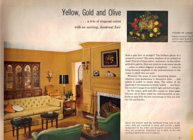 Watch Online Free   1965 Home Interior Colors
