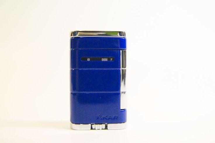 Accendini Jet Flame : Accendino jet flame xikar the Allume blue - Tabaccheria Sansone - Pipe Tabacco Sigari - Accessori per fumatori