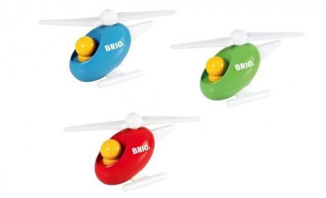 Small Helicopter #BRIO #Toy