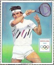 #EmilioSánchezVicario: Ganó 15 torneos ATP, 13 en tierra, su mayor logro e ATP Master series de #Roma (1995). Su mejor ranking: numero 7 (30/04/1990). Destacó en dobles haciendo pareja con Sergio Casal, consiguiendo bien con este ultimo u otro compañero un total de 50 torneos de dobles, entre ellos 2 Roland Garros  y  el US Open, llegando a ser número 1 en el ranking de esta modalidad. #Fuente: #elblogdelisrankings