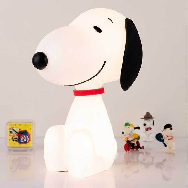 Shop Merci Milo Snoopy Large Lamp On Garmentory In 2020 Snoopy Nursery Unique Kids Toys Snoopy Merchandise
