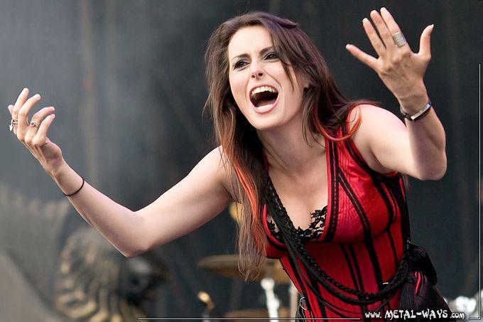 Sharon Den Adel 05 by Metal-ways.deviantart.com on @DeviantArt