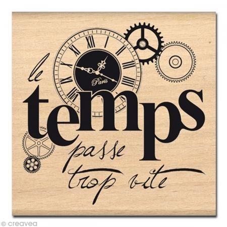 Tampon Divers - Temps qui Passe http://www.creavea.com/tampon-divers-temps-qui-passe_boutique-acheter-loisirs-creatifs_29053.html
