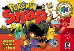 Happy Friday, everyone!Is everyone ready for April? This week is all about one of my favorite Nintendo 64 games: Pokemon Snap! This game was everything that I wish Pokemon GO had been right off t…
