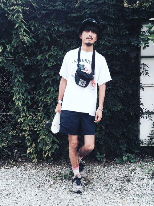 あつい →→→ オリジナルで Tシャツや雑貨をデザイン。 brand_E.V.M --- プロフィー