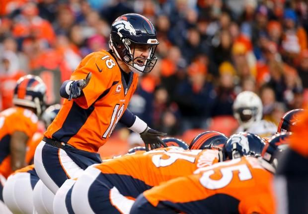 Second half vs. Chargers: Broncos hold lead