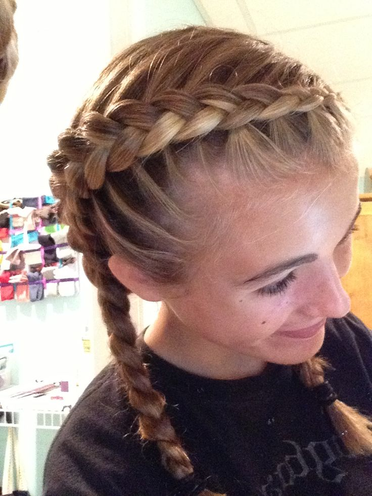 7 Best Images About Braids On Pinterest Models The Two