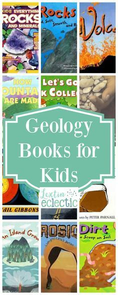 If you're studying geology, then I have the perfect book list for you! You'll find books about earthquakes, volcanoes, the earth's crust and core, dirt, rocks, minerals, and even how islands are formed. These books are the perfect way to introduce young