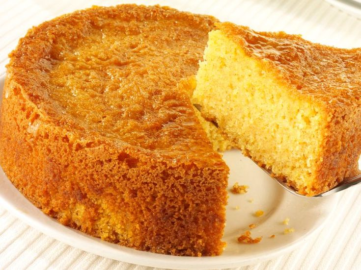 Découvrez la recette Gâteau portugais sur cuisineactuelle.fr.