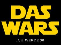 Einladung Zum 30. Geburtstag: STAR WARS   DAS WARS
