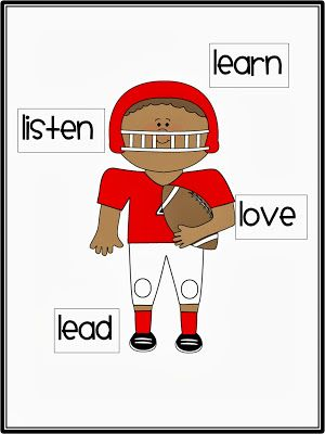 Carolina Teacher: Writing a Class Mission Statement in Kindergarten