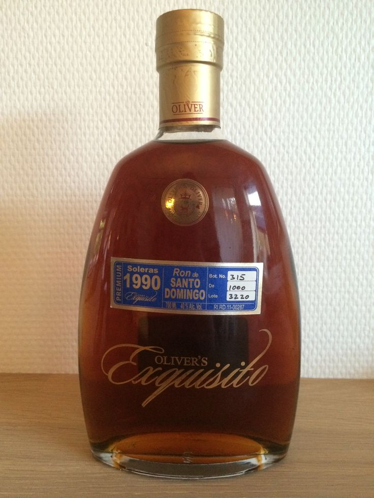 Very execelent rum with a taste of caramel 10/10