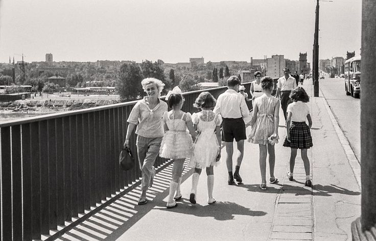 Warszawa, lata 60-te