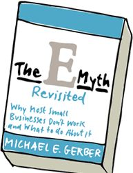 "Illustration of the book ""The Emyth Revisited"""