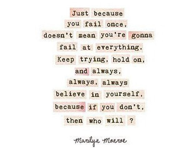 Believing In Yourself Quotes 53 Best Believe In Yourself Images On Pinterest  Inspirational .