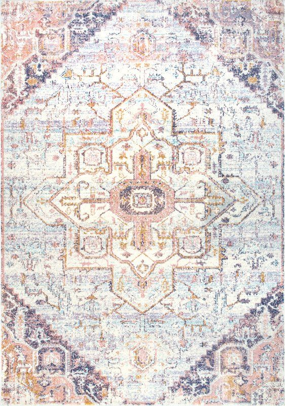 Edolie Blush Area Rug D 233 Cor In 2019 Living Room Area