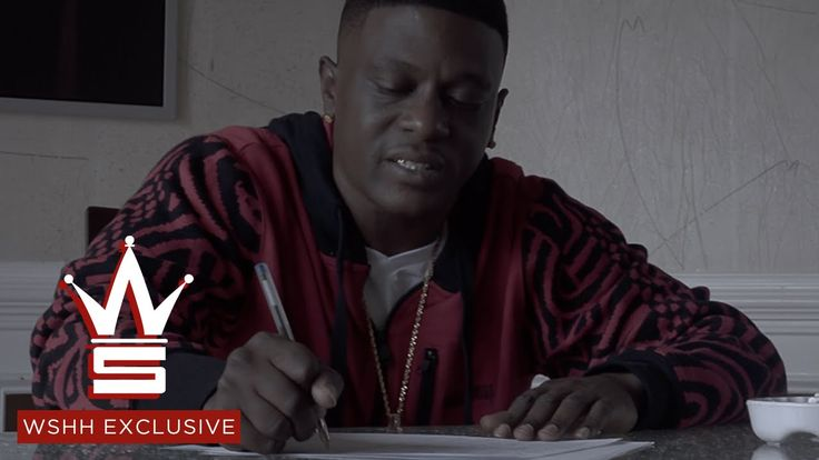 "Boosie Badazz ""Letter 2 Pac"" (WSHH Exclusive - Official Music Video)"