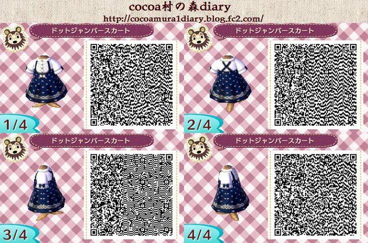 QR-Code Sammlung – Animal Crossing Forum – little magi