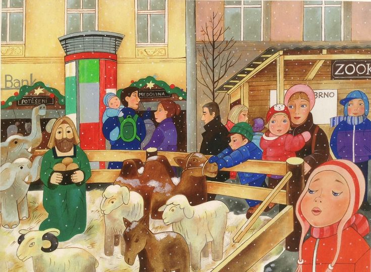 Vánoce na Svoboďáku
