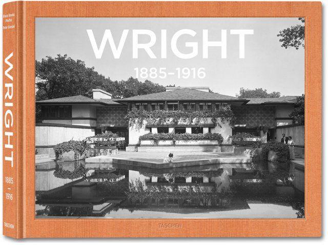 Frank Lloyd Wright. Vol. 1. Livres TASCHEN (XL-Format)
