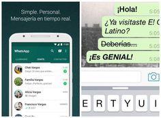 ¿Escribir en WhatsApp usando negrita, cursiva y tachado?