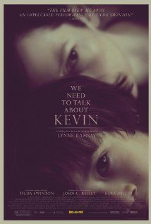 We need to talk about kevin. Disturbing narrative of a disturbed child; loved but not loving.  The film, by the way, does not compare.