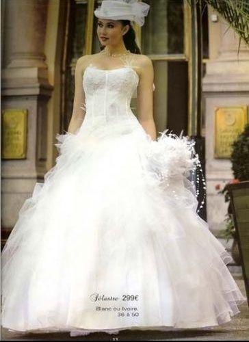 robe mariée tatie -  Mariage....la plus belle?  Pinterest