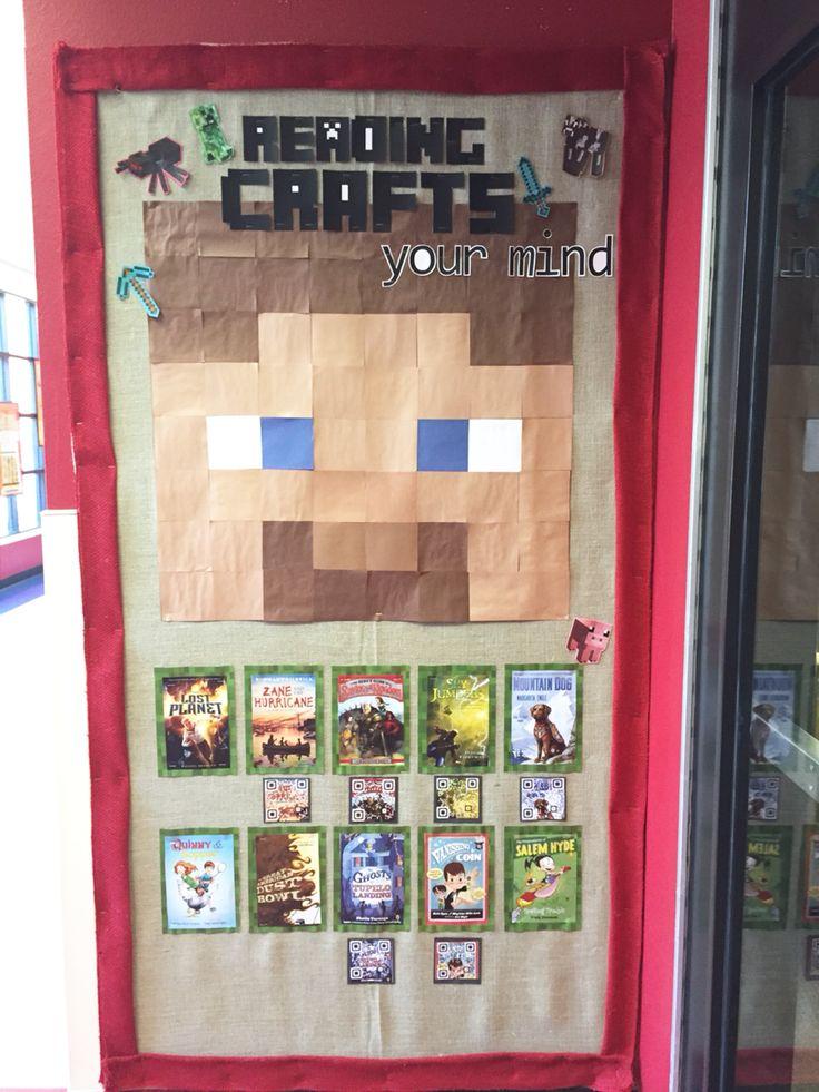 The 25+ best Minecraft bulletin board ideas on Pinterest ...