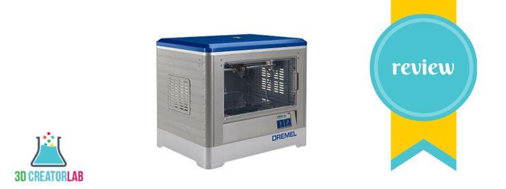 Dremel Idea Builder 3D Printer Review - http://3dcreatorlab.com/dremel-idea-builder-3d-printer-review/