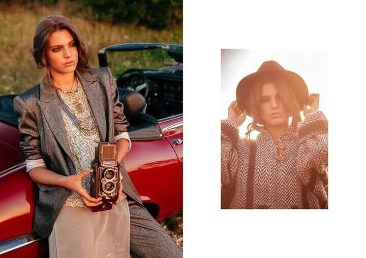 Stylist: Aniko Vago Make-Up Artist:Judith Lazar Hair: Matocsi Tibor/Szepesi Bence Model: OMG Sara Pajor Photographer:Norbert Baksa