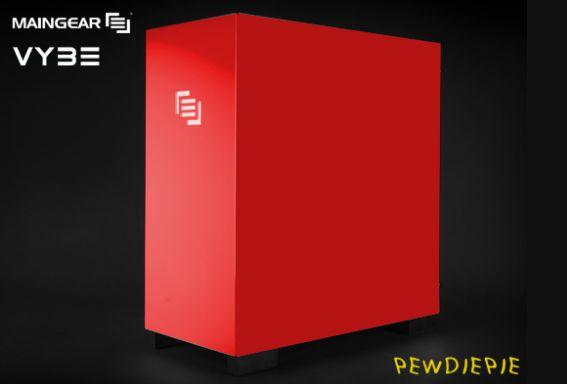 Maingear - Win Pewdiepie's Live Build Gaming PC - http://sweepstakesden.com/maingear-win-pewdiepies-live-build-gaming-pc/