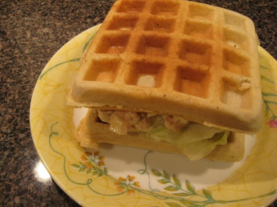 Gluten free waffles, Waffles and Food on Pinterest