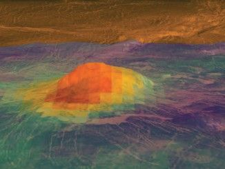 Maat Mons - Hot lava flows discovered on Venus