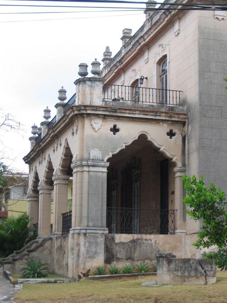 Abandoned Miramar in Habana,Cuba, by Draken.
