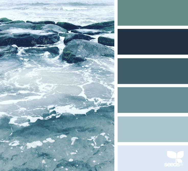 { color sea } image via: @suertj