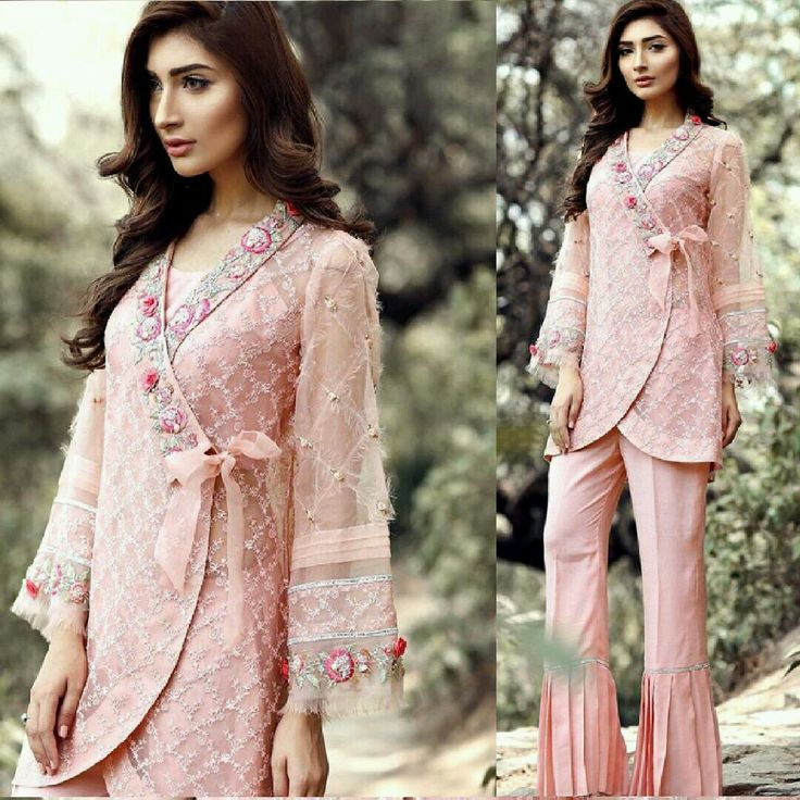Perfect Pastels For Hot Summer! #FarahAndFatima's Eid Collection is a Luxury Indulgence #FarahAndFatimaOffiail #LuxuryPret #EidCollection17 #HottestTrends #NewAndNow #SummerCasual #SummerOutfits #SummerEidCollection #PakistaniFashion #PakistaniCelebrities ✨
